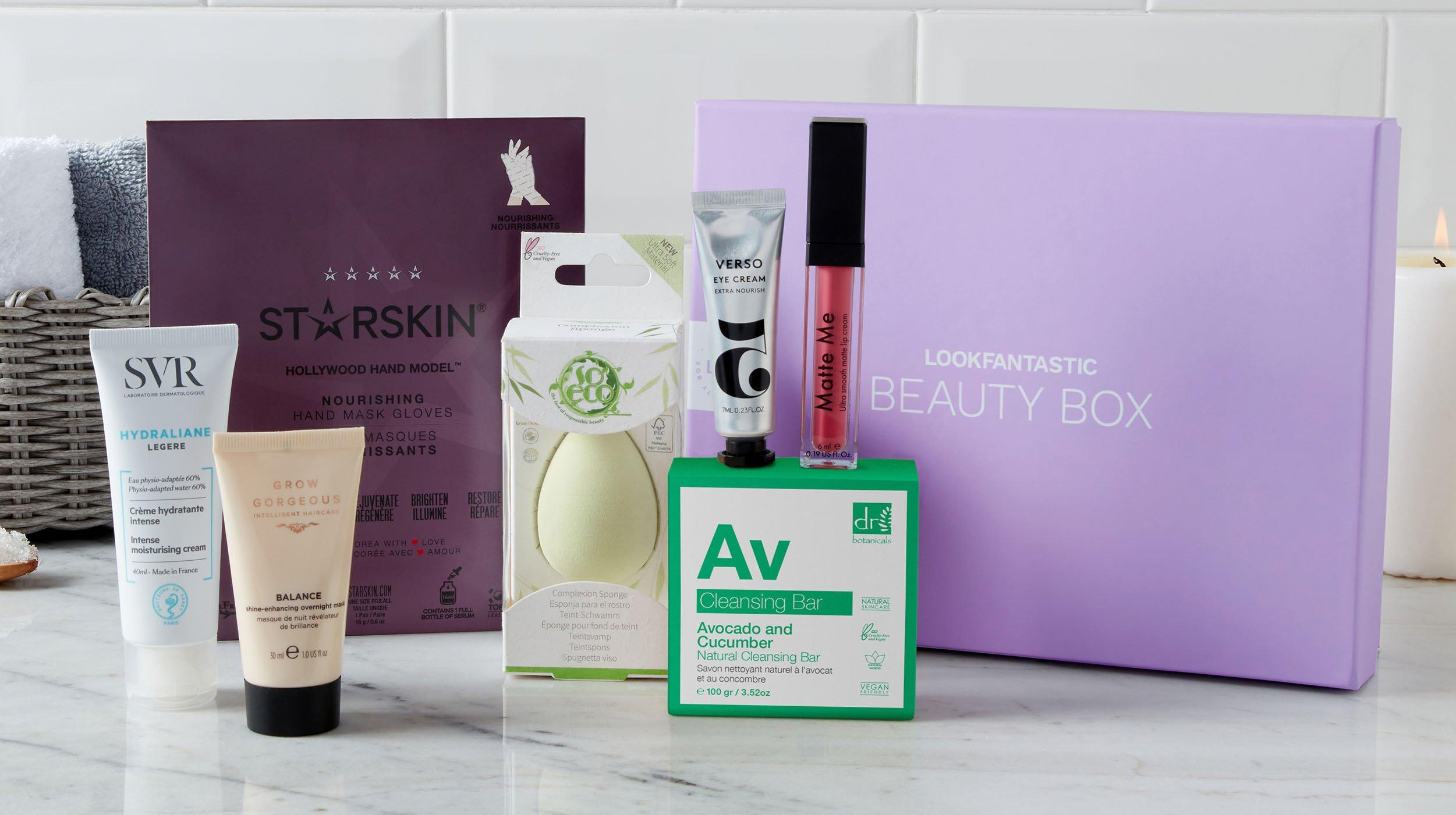 Beauty Box de Janeiro: Edição Restoration