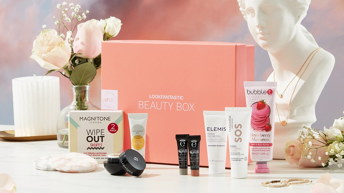 Beauty Box de Fevereiro: Edição Treasure