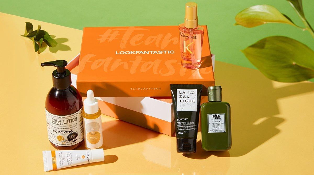 Beauty Box Edição Limitada: Spring Clean Beauty Bundle