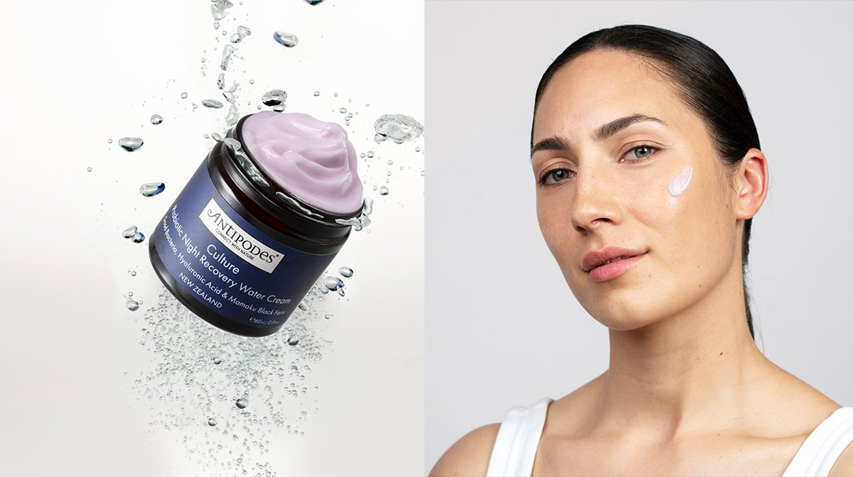Antipodes Probiotic Culture Recover Water Cream