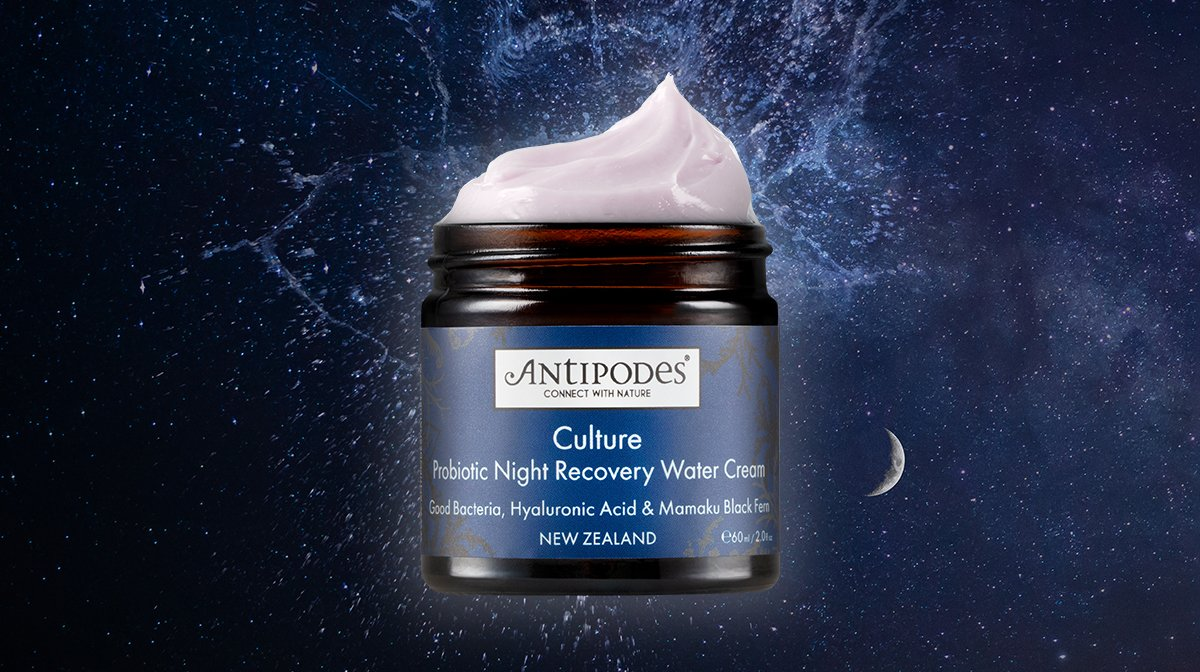 Antipodes Probiotic Night Recovery Water Cream