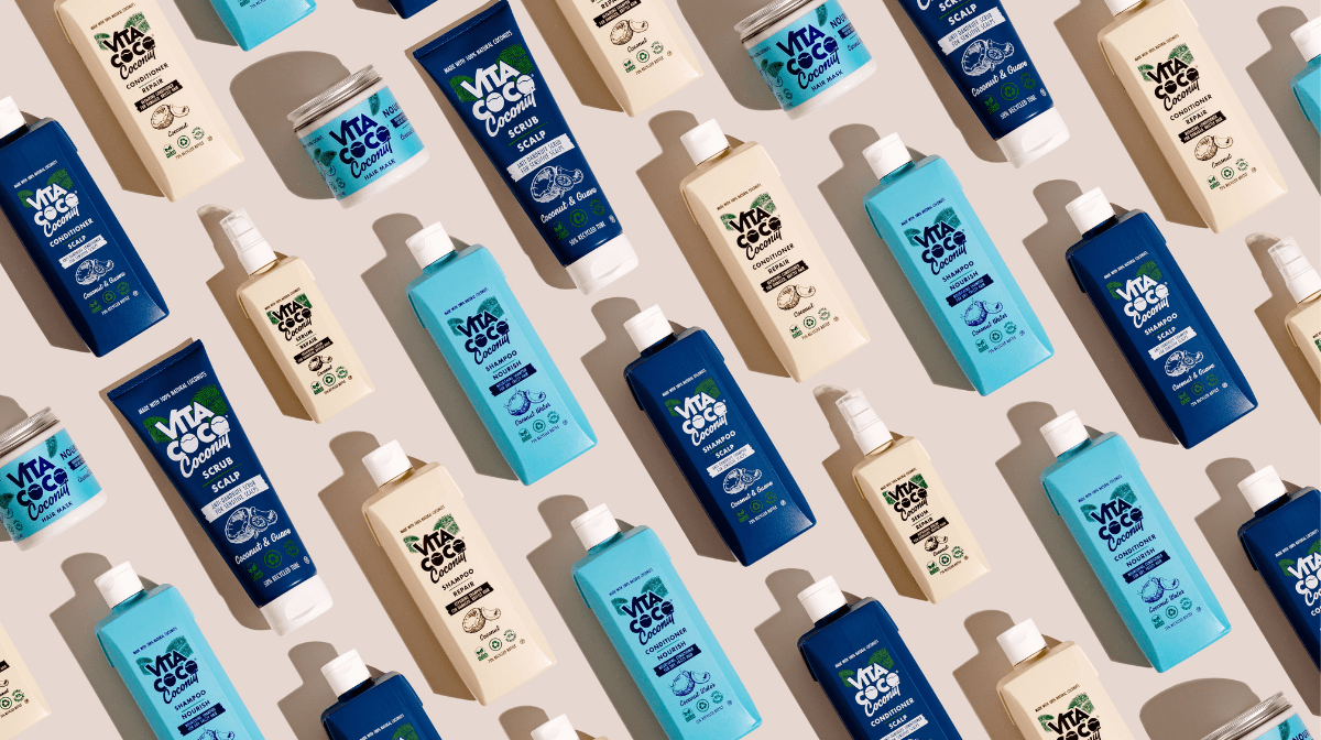Introducing The New Vita Coco Haircare Ranges!