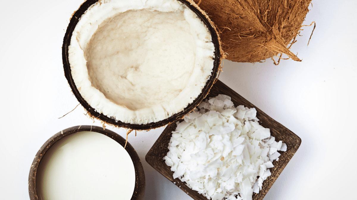 Kann man sich mit Kokosöl rasieren?