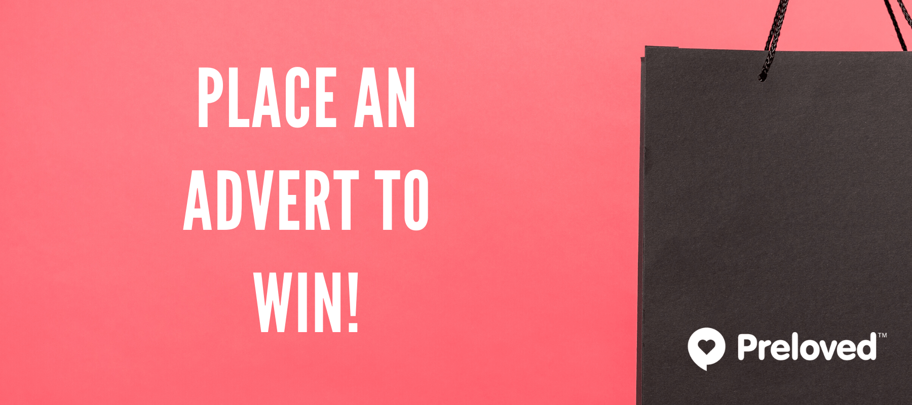 Place an Advert to Win!