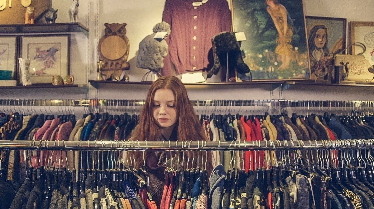 The Rise of Preloved Fashion