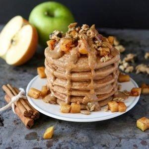 peanut butter pancake