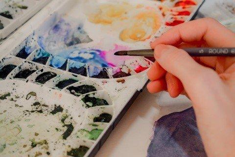 date night painting class