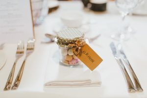 eco-friendly wedding favour