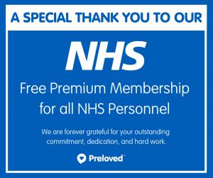 NHS Upgrade from Preloved