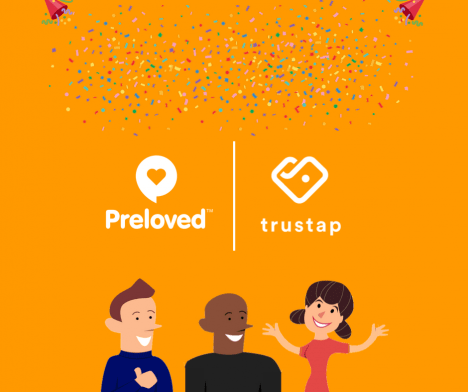 Introducing Preloved and Trustap!