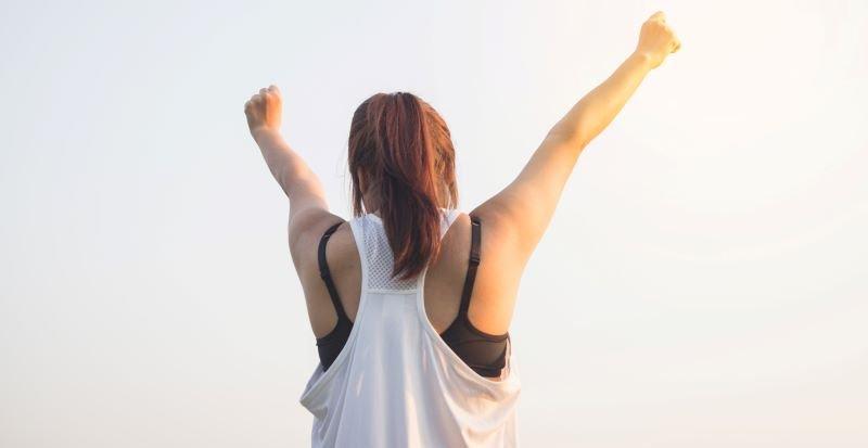 positive mindset exercise