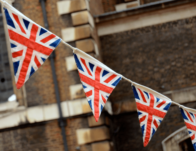 VE Day Bunting- Arts and Crafts for 8th May 2020