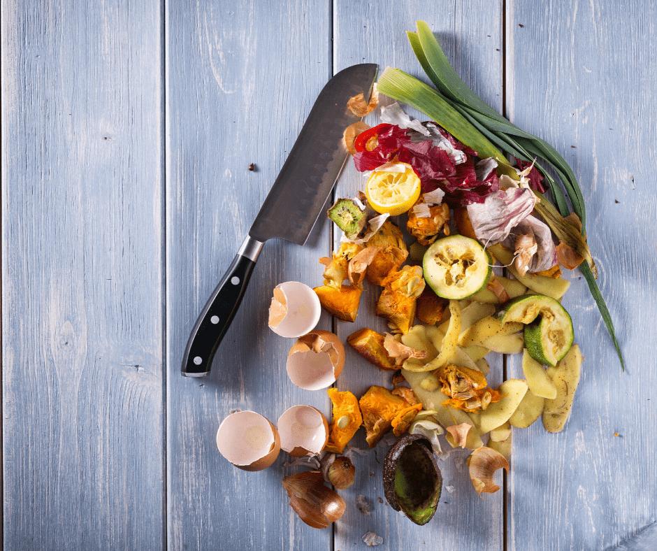 5 Inventive Ways To Reuse Food Scraps