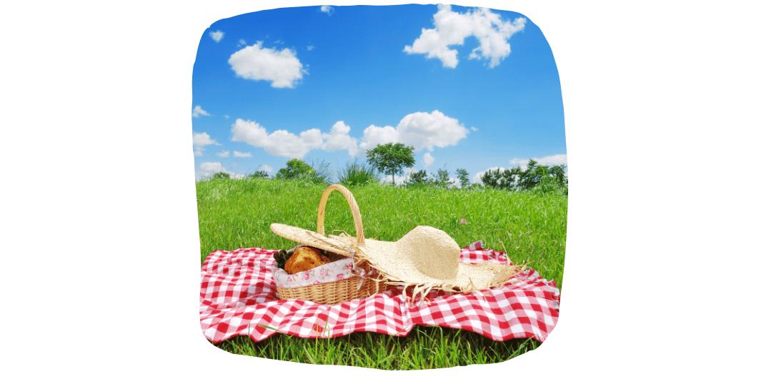 plastic-free picnic