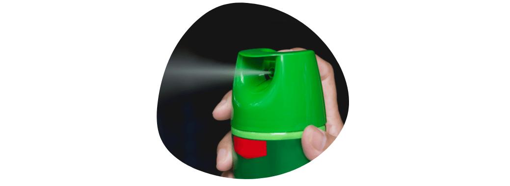 bug spray for preloved furniture