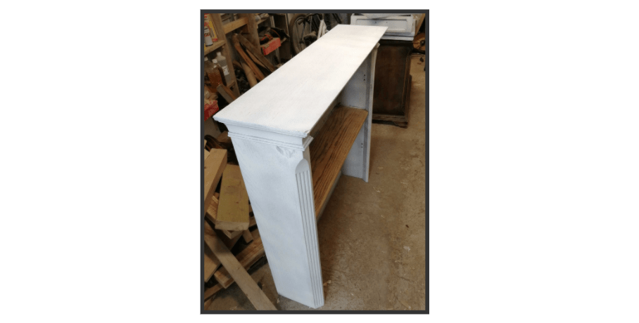 painting a welsh dresser