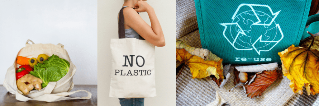 say no to plastic carrier bags