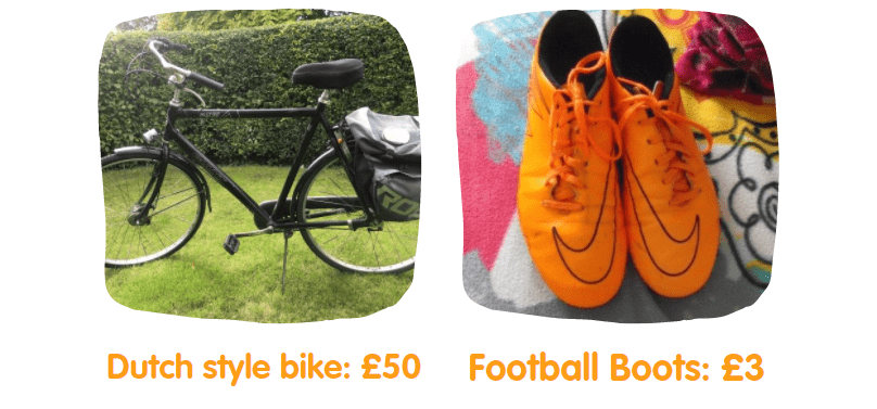 health and leisure at preloved