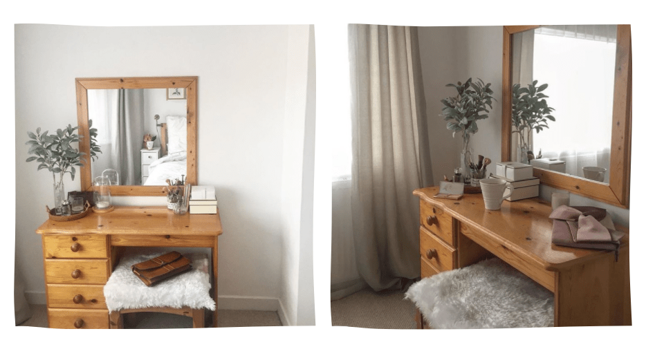 preloved gems - dressing table