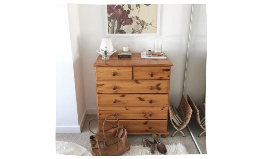 preloved gems - chest of drawers
