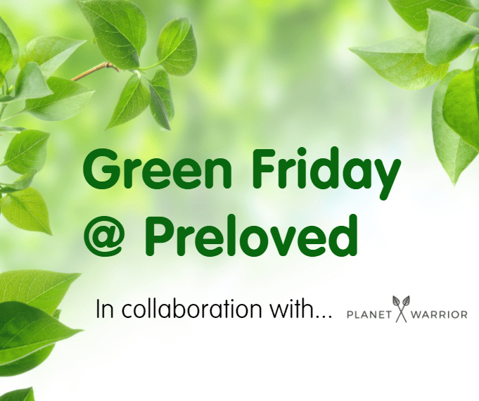 Green Friday at Preloved: Everything You Need To Know