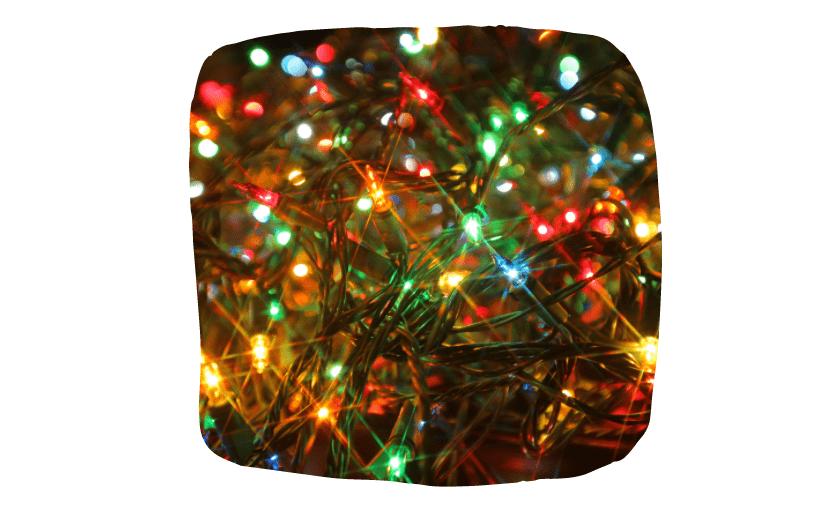Keep Your Pets Safe During Christmas - Christmas lights
