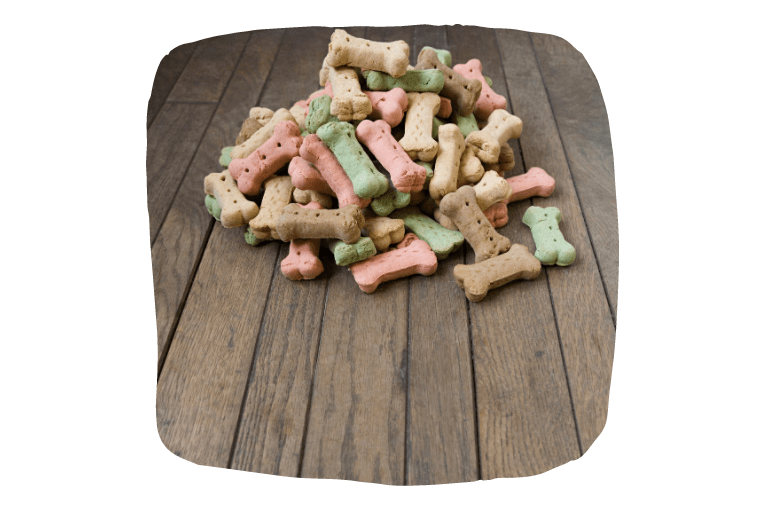 Keep Your Pets Safe During Christmas - Healthy dog snacks