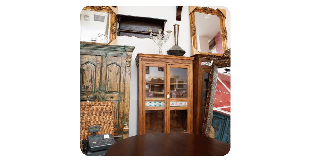 buying antique furniture