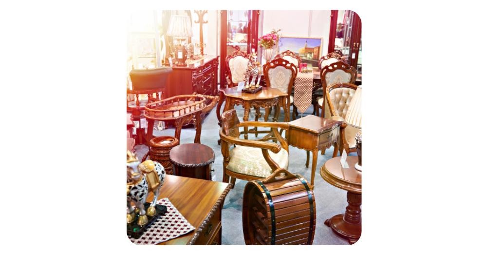 antique furniture dealership