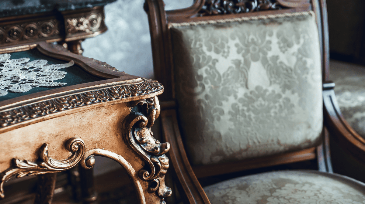 5 Mistakes To Avoid When Buying Antique Furniture