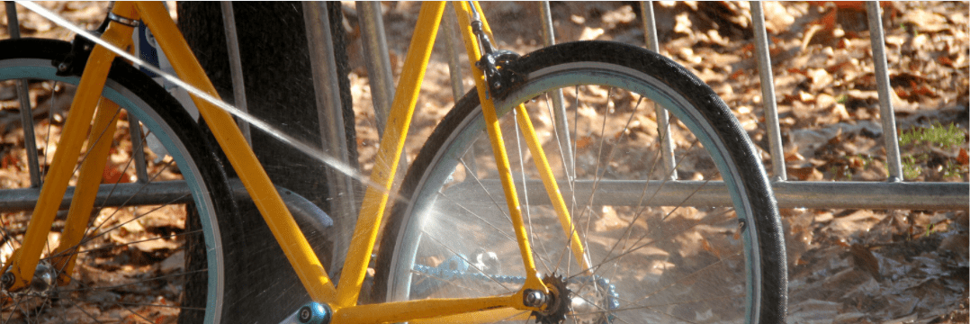 Selling Your Bike? Spray and clean it