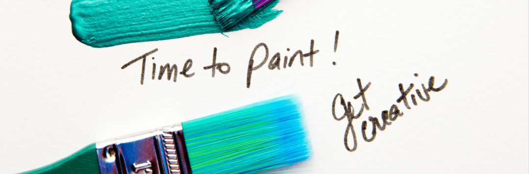 Get creative with painting