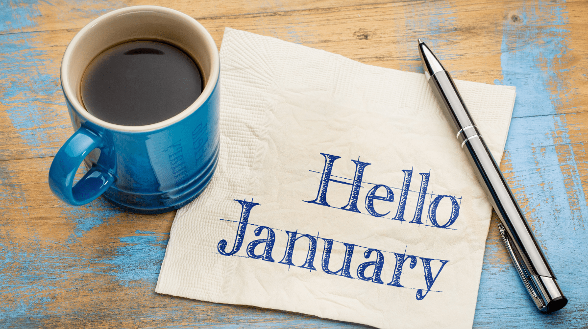5 January Challenges You Should Try
