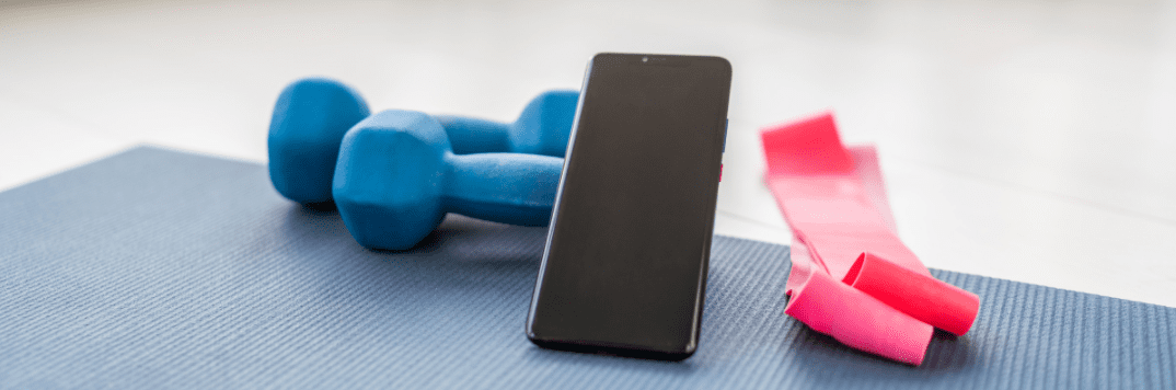 working out in 2021- at home equipment