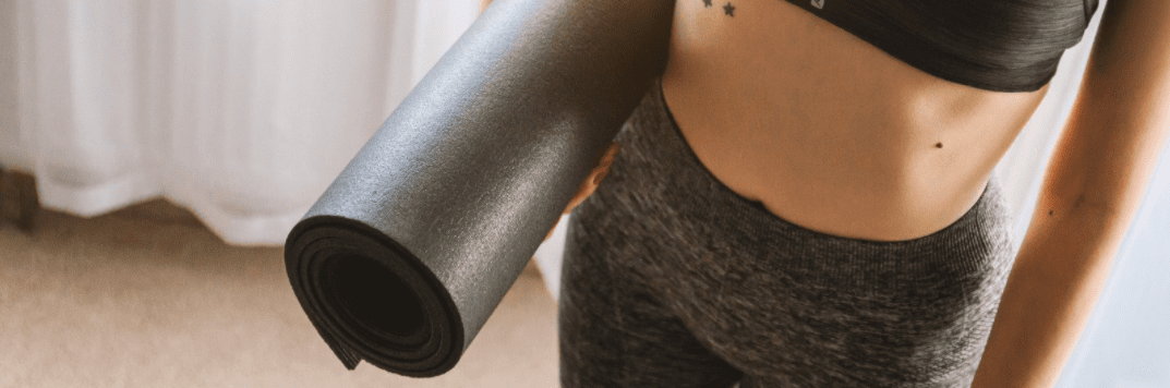 working out in 2021- yoga mats