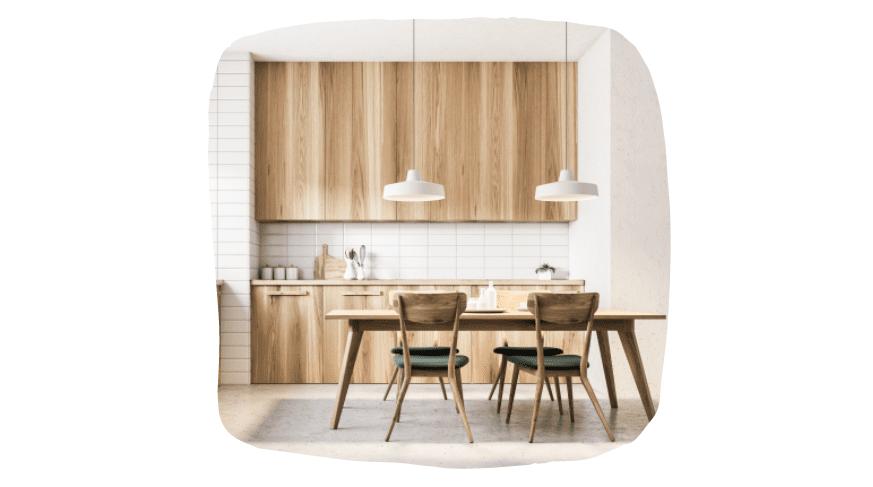 kitchen furniture : mdf