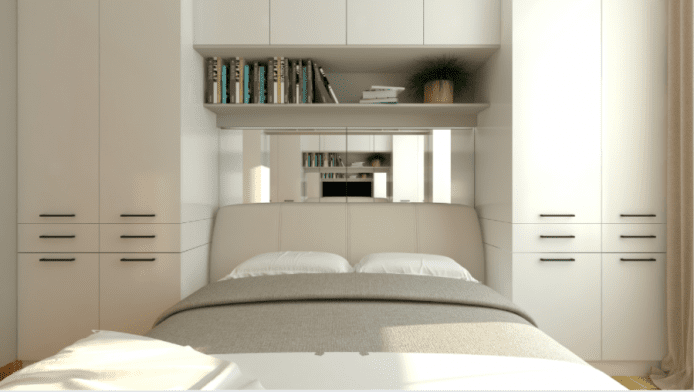 Space-Saving Ideas For Your Small Bedroom