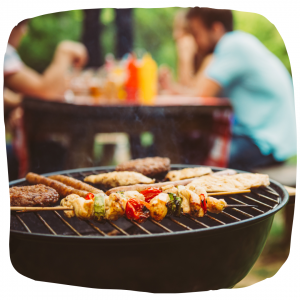 get your garden ready for summer by buying a new barbecue