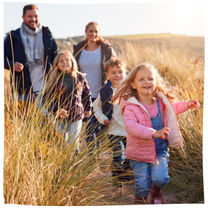 family staycations in the uk