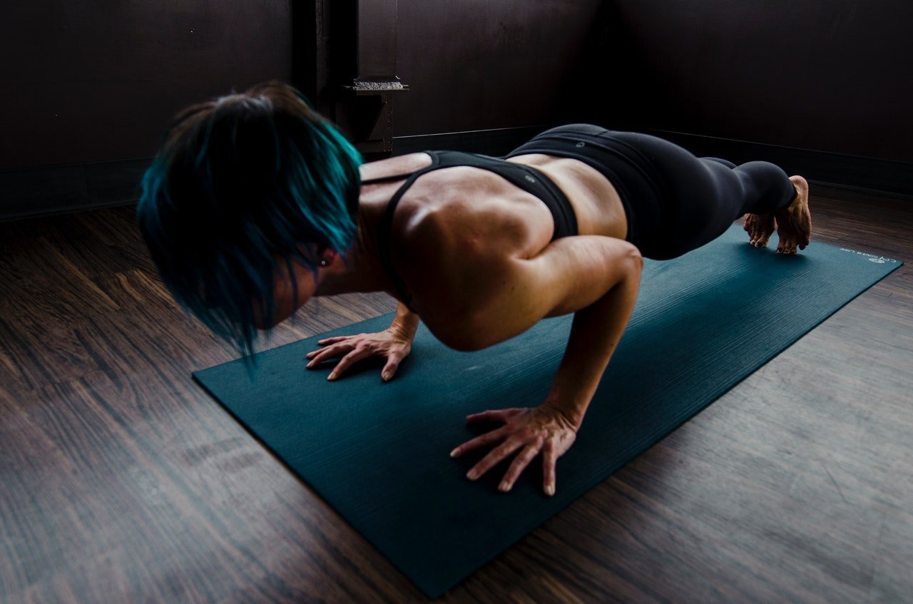 3 Workouts You Can Do from Home