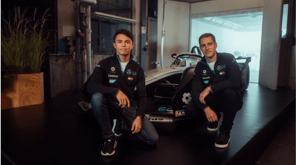 Meet the Mercedes‐EQ Formula E Team Drivers
