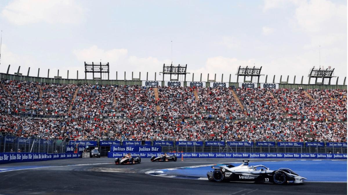 The Mercedes‐EQ Formula E Team Track Recap