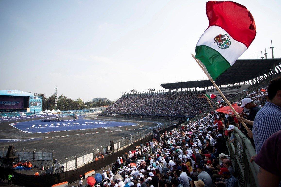 The Mexico ePrix