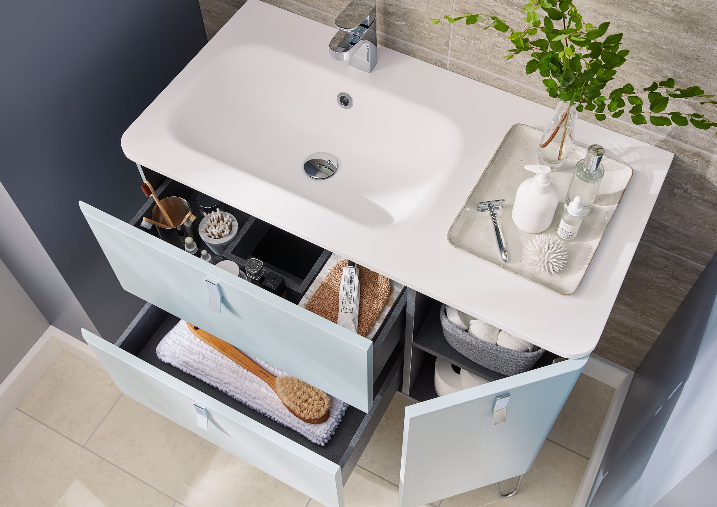 How Can I Increase the Storage in my Bathroom?