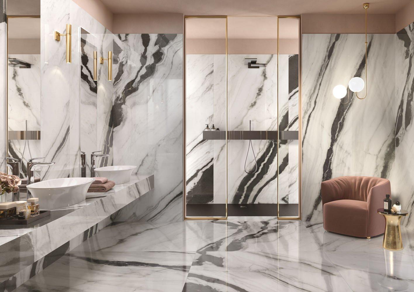 Designer Bathroom Inspiration: Creating a Luxury Look