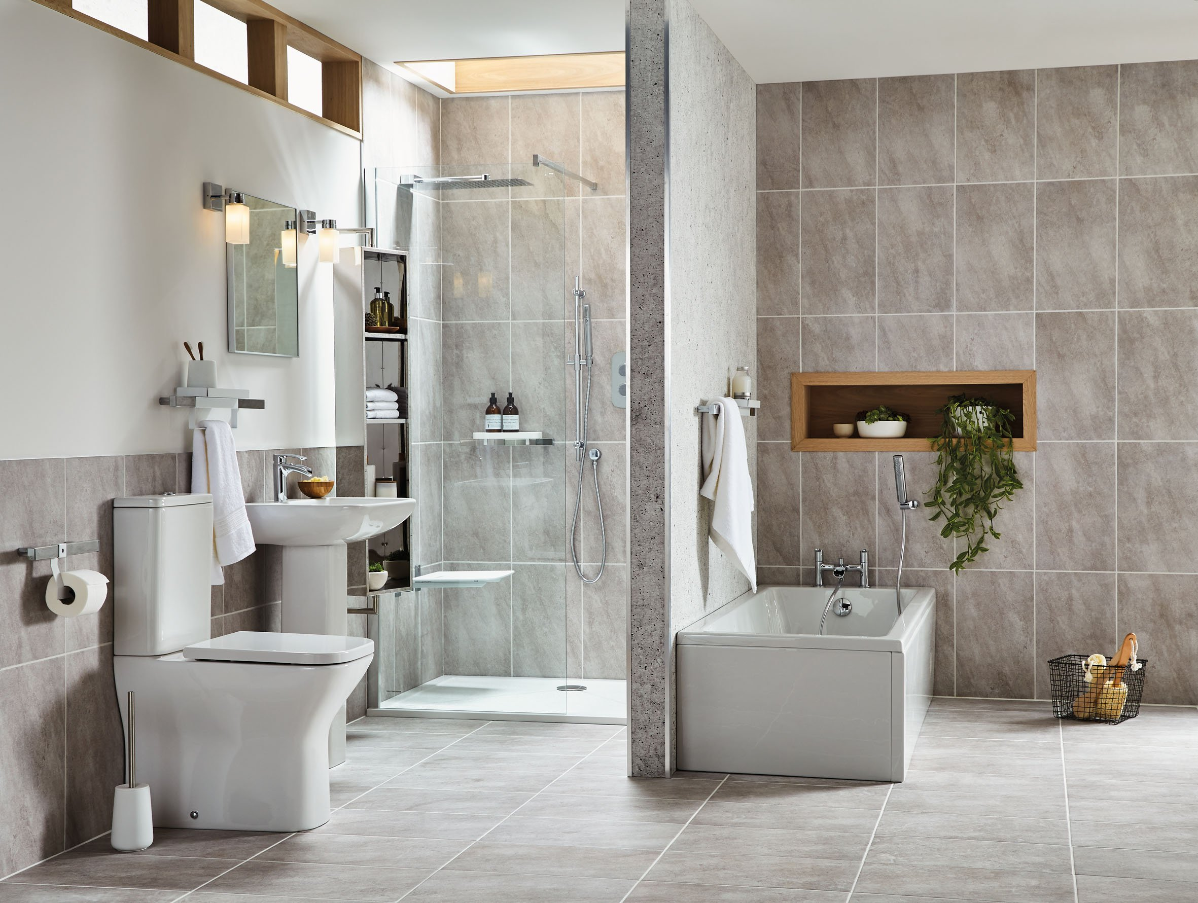 Our Walk-In Shower Ideas Guide