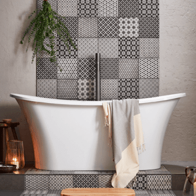 Our Guide to Fitting a Freestanding Bath