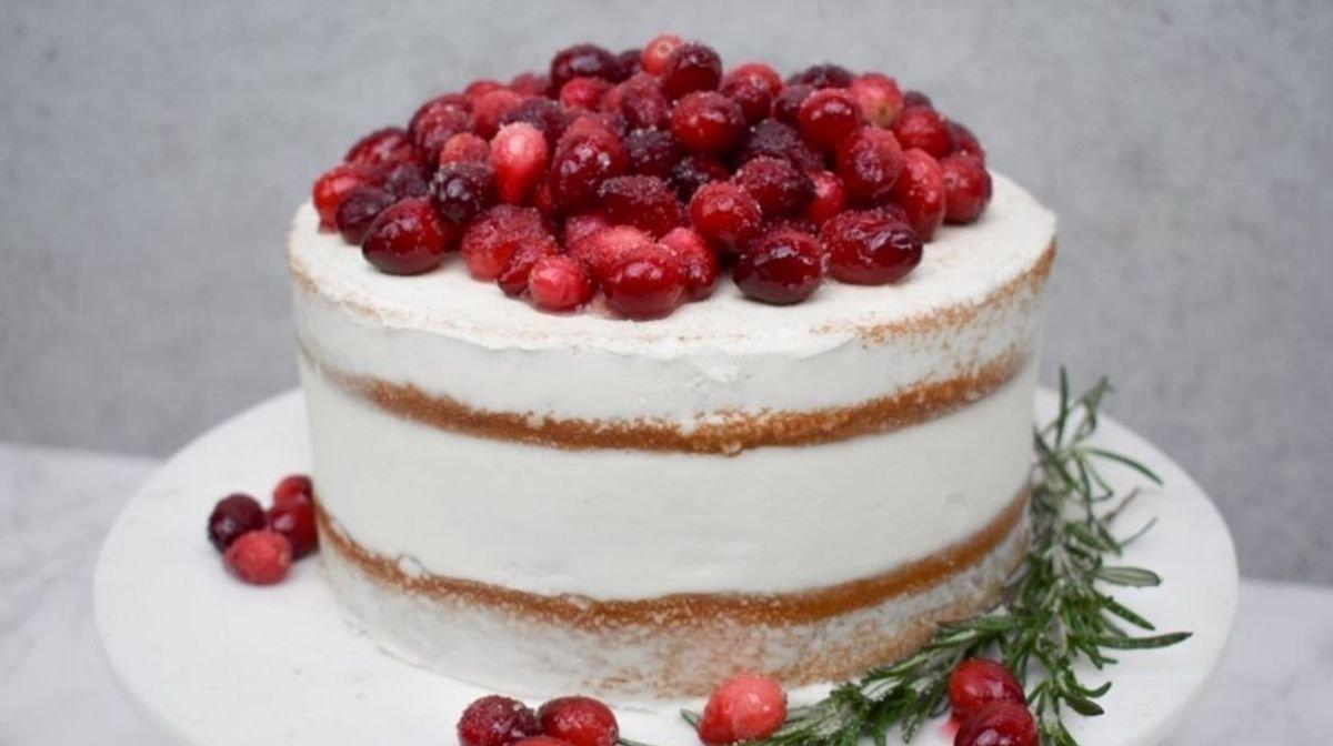 Jouw weekendsnack: een glutenvrije vanillecake