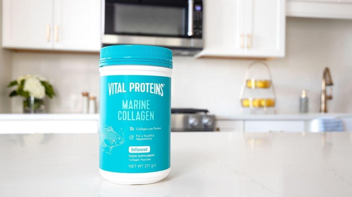 Peptides de collagène ou collagène marin?