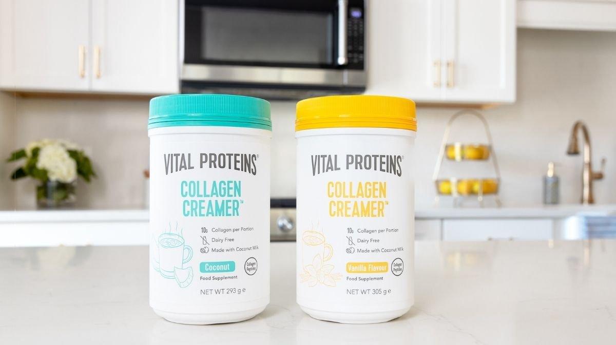 Collagen Peptides et Collagen Creamer (Succédané de crème au collagène) : quelle est la différence ?